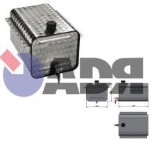 ADR TRAILER 90BA325 - BIDON