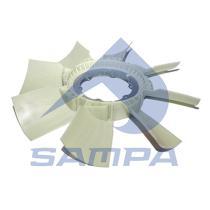 SAMPA 079291 - ACCIONAMIENTO DEL VENTILADOR, ABANICO