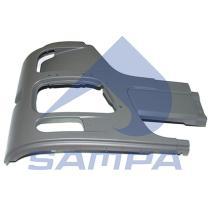 SAMPA 18100321 - REJILLA, PANEL FRONTAL