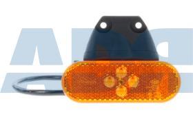 VIGNAL 104210 - GALIBO LED AMBAR C/SOPORTE LG500