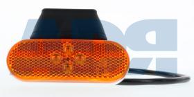 VIGNAL 104250 - GALIBO LED AMBAR C/SOPORTE LG500