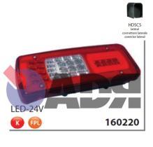 VIGNAL 160220 - PILOTO TRASERO IZQUIERDO LC11 LED