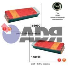 VIGNAL 168090 - PILOTO TRASERO LC7