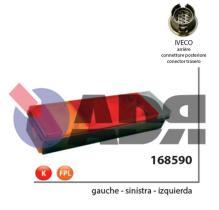 VIGNAL 168590 - PILOTO TRASERO IZUIQERDO LC7