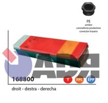 VIGNAL 168800 - PILOTO TRASERO DERECHO LC7T C/LUZ MATRICULA