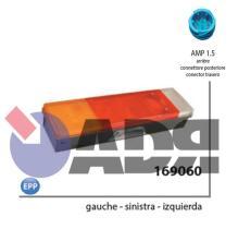VIGNAL 169060 - PILOTO TRASERO IQUIERZDO LC6 C/LUZ MATRICULA