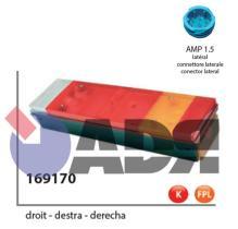 VIGNAL 169170 - PILOTO TRASERO DERECHO LC7