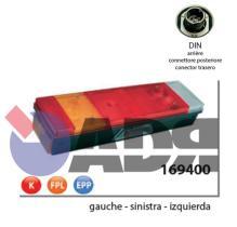 VIGNAL 169400 - PILOTO TRASERO IZQUIERDO LC7 C/LUZ MATRICULA