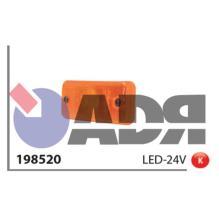 VIGNAL 198520 - PILOTO LATERAL LED SMD 98 DK1