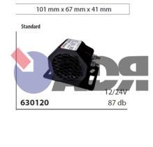VIGNAL 630120 - ALARMA MARCHA ATRAS 12/24V  87Db