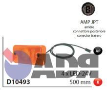 VIGNAL D10493 - GALIBO LATERAL TRAILER 4 LEDS