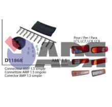 VIGNAL D11868 - CONECTOR AMP 1,5 SIMPLE