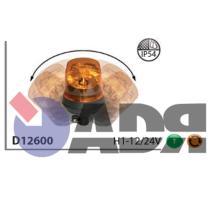 VIGNAL D12600 - ROTATIVO FLEXIBLE H1 12-24V