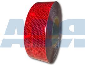 VIGNAL 83201603 - CINTA REFLECTANTE ROJA V6702B
