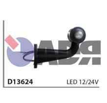 VIGNAL D13624 - GALIBO EXTERIOR LED BLANCO