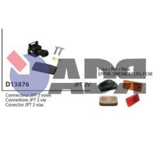 VIGNAL D13876 - CONECTOR JPT 2 VIAS