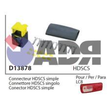 VIGNAL D13878 - CONECTOR HDSCS SIMPLE