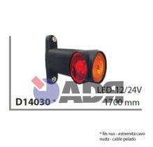 VIGNAL D14030 - PILOTO GALIBO TRAILER LED