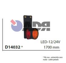 VIGNAL D14032 - PILOTO GALIBO TRAILER LED