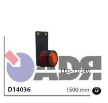 VIGNAL D14036 - PILOTO GALIBO TRAILER LED