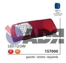 VIGNAL 157000 - PILOTO TRASERO IZQUIERDO LC8 LED