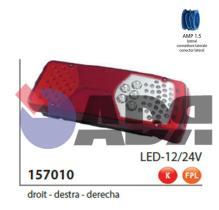 VIGNAL 157010 - PILOTO TRAS.DCHO.LC8 LED