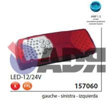 VIGNAL 157060 - PILOTO TRASERO IZQUIERDO LC8 LED
