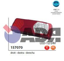 VIGNAL 157070 - PILOTO TRASERO DERECHO LC8 LED