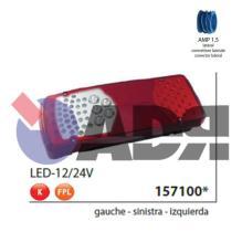 VIGNAL 157100 - PILOTO TRASERO IZQUIERDO LC8 LED