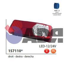 VIGNAL 157110 - PILOTO TRASERO DERECHO LC8 LED