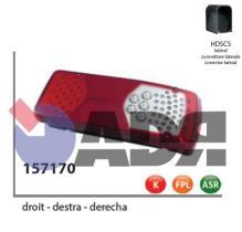 VIGNAL 157170 - PILOTO TRASERO DERECHO LC8 LED