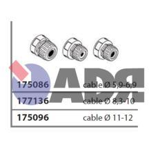VIGNAL 177136 - CONECTOR CABLE Ø11 - 12
