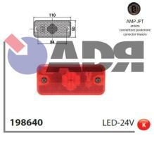 VIGNAL 198640 - PILOTO TRASERO LED