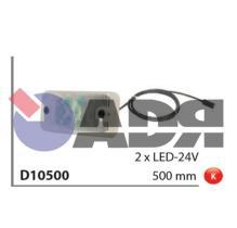 VIGNAL D10500 - GALIBO LED BLANCO C/CABLE 500MM