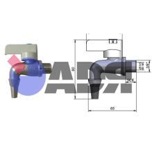 ADR TRAILER 90BA807 - GRIFO PLASTICO