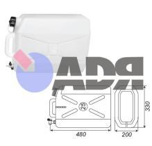 ADR TRAILER 90BA420 - BIDON DE AGUA