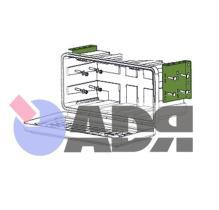 ADR TRAILER 90CH005 - KIT SOPORTES