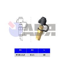 RAUFOSS 6237227 - AIR FLOW REDUCER T 8X1