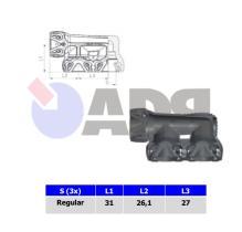 RAUFOSS 92050015 - UNION TGL