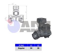 RAUFOSS 92050061 - CODO 45º