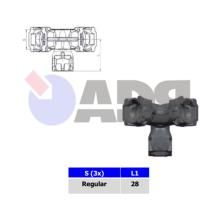 RAUFOSS 92052060 - CODO 90º
