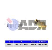 RAUFOSS 93140049 - PIVOTE GIRATORIO ABC