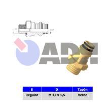 RAUFOSS 93150012 - Pivotes giratorio ABC