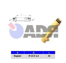 RAUFOSS 93151014 - ABC SWIVEL REGULAR M12X1,5 LONG