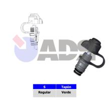 RAUFOSS 96050000 - HOSE ADAPTER T 12X1,5 H 11 - L 30