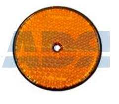 VIGNAL D14589 - REFLECTOR Ø 85 MM NARANJA