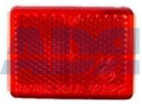 VIGNAL D14596 - REFLECTOR 57X39 MM ROJO